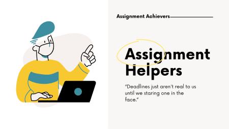 Assignmnet Helper