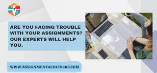 Are you facing trouble with your assignments?