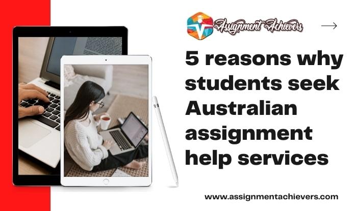 Australian Assignment Help Services